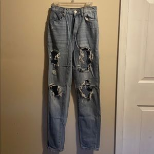 BDG Ripped Mom Jeans